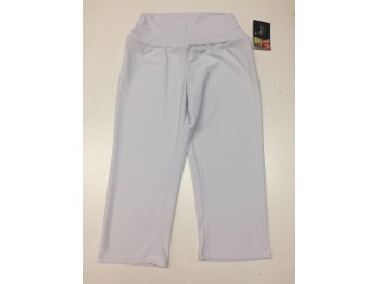 Leggings courts blancs MEDIUM